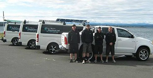 Electrical repairs and installation in Taupo - Vans