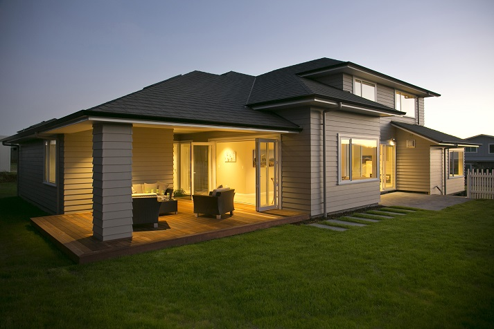 Taupo House Electrical work